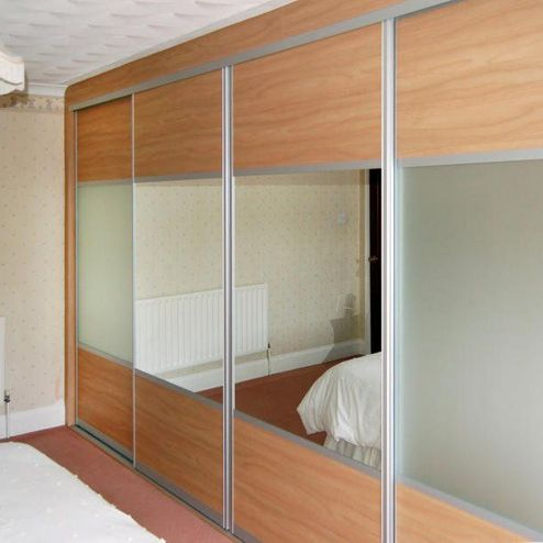 sliding bedroom storage